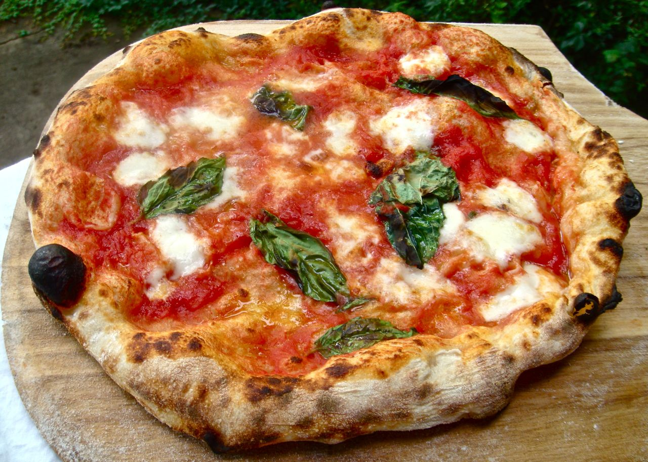 basic pizza dough margherita neapolitan pizza neapolitan pizza pizza ...