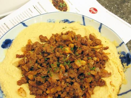 Hummus (Dr. Laffa's)
