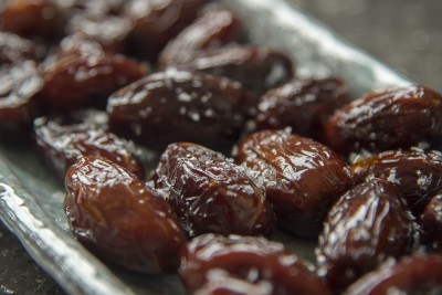Hot (and Salty) Dates