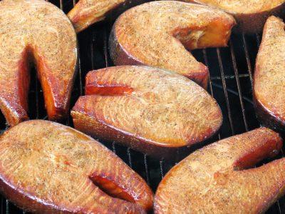 Brock's Smoked Salmon