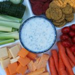 Creamy Buttermilk Herb Dip
