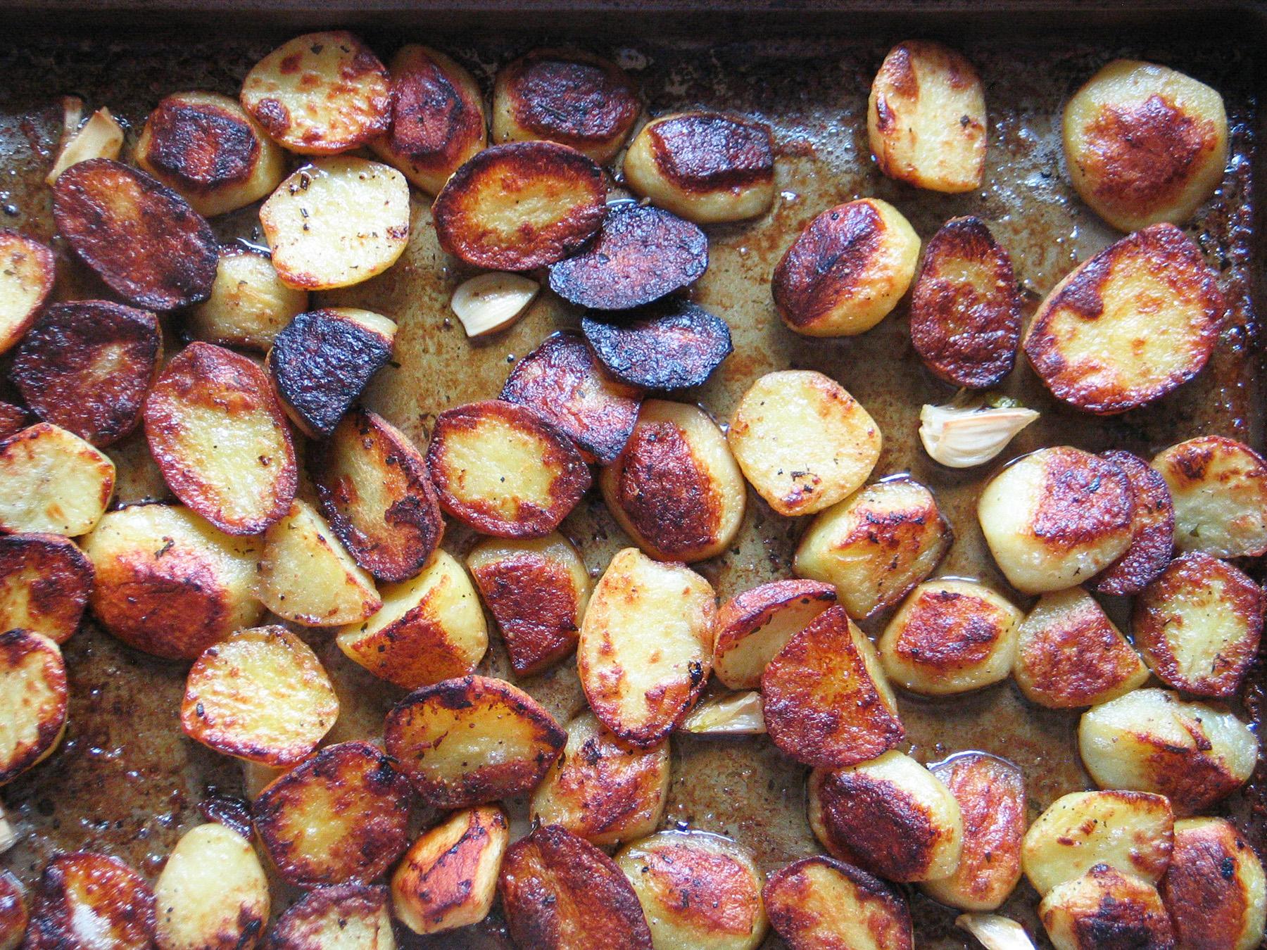 Deanna S Daughter Melting Potatoes